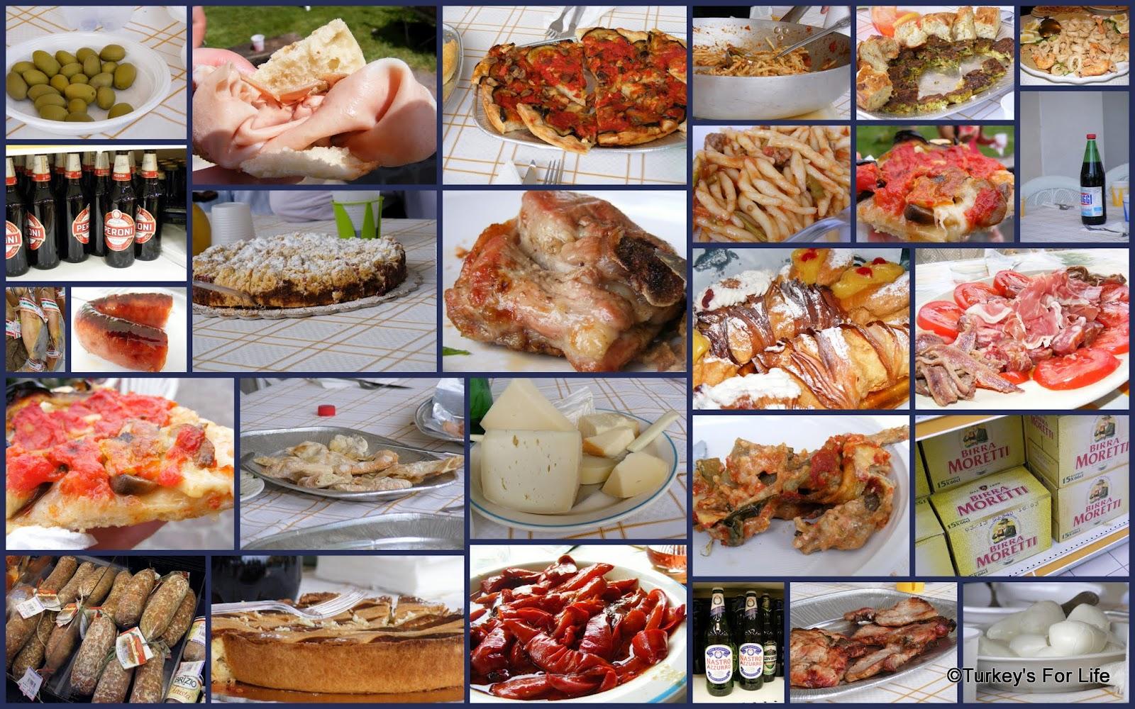 Just lots of Italian goodness!