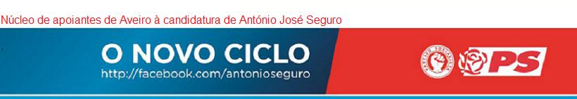 Aveiro com António José Seguro