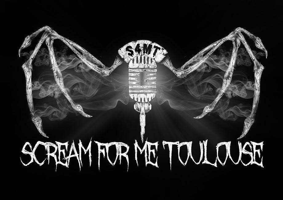 Scream For Me Toulouse - émission de radio sur Canal Sud (92.2 FM)
