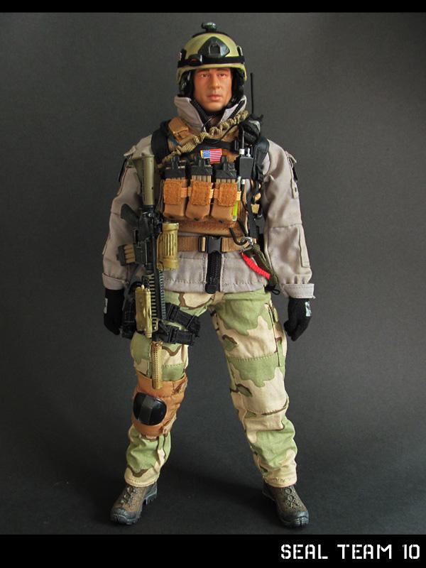 a description of the us navy seal team