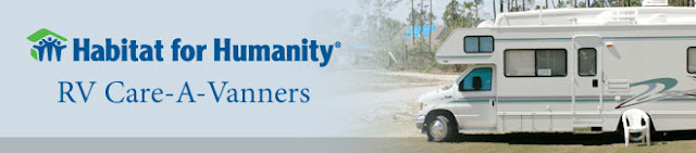 Habitat For Humanity's Care-A-Vanner Program Banner Image