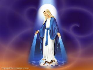 والدة الاله ام النور السيدة العذراء مريم ... التى احبها الجميع Virgin+Mary