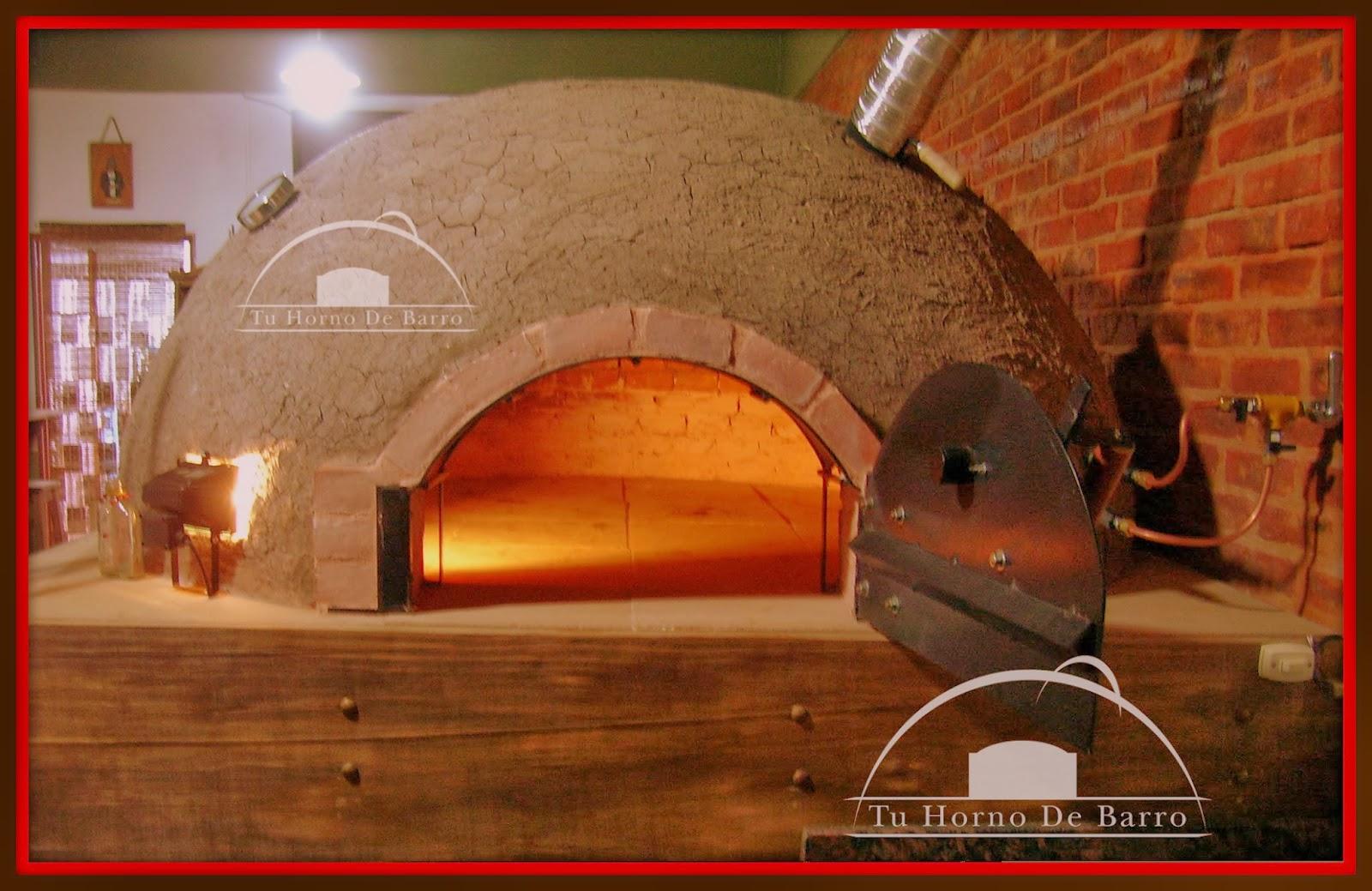 Tu horno de barro hornos de barro artesanales - Hornos a lena construccion ...