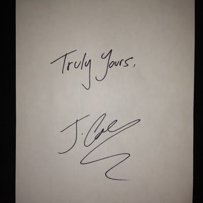"J. Cole ""Truly Yours"""