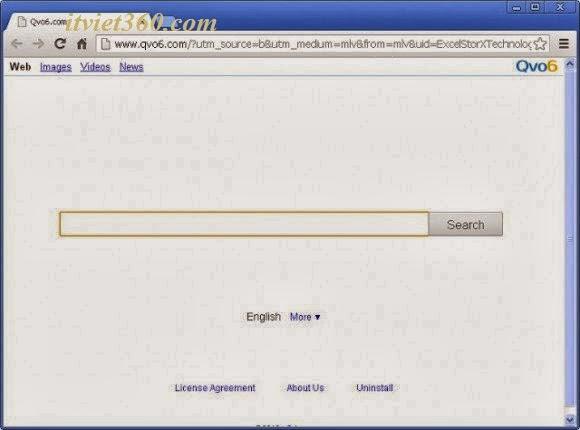 Cách xóa Web Qvo6 khỏi trình duyệt Chrome, Firefox, IE và trên máy tính