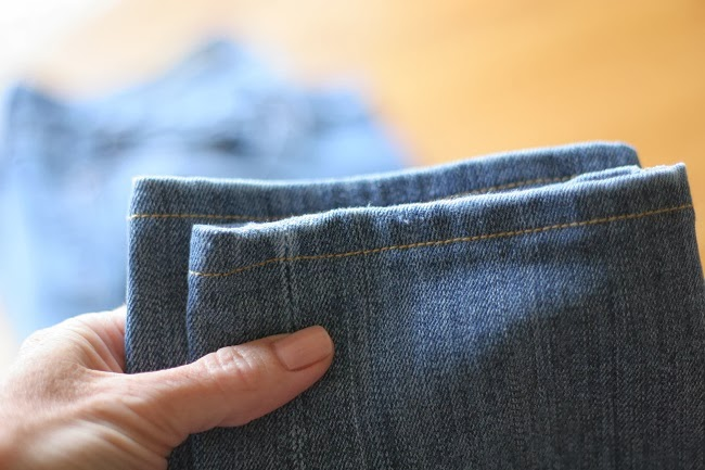 distressing your denim, denim alterations, fall denim