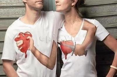 Bóp nát trái tim...