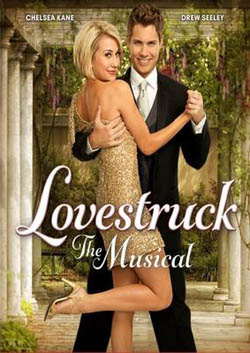 Lovestruck: The Musical 2013 poster
