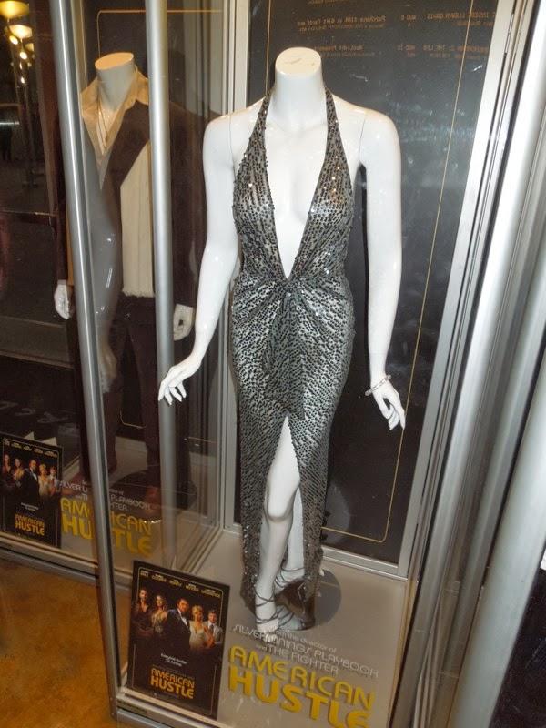Amy Adams Sydney Prosser American Hustle costume