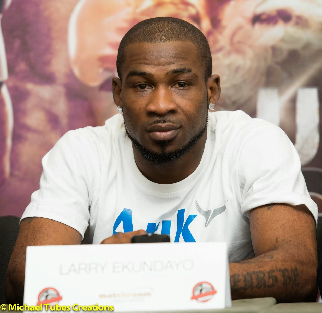 PHOTOS: Nigeria's highest ranking British Boxer