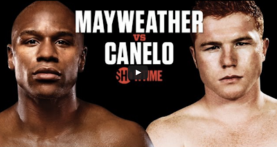 Mayweather vs Canelo Live Streaming