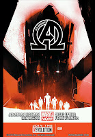New Avengers #4 Cover