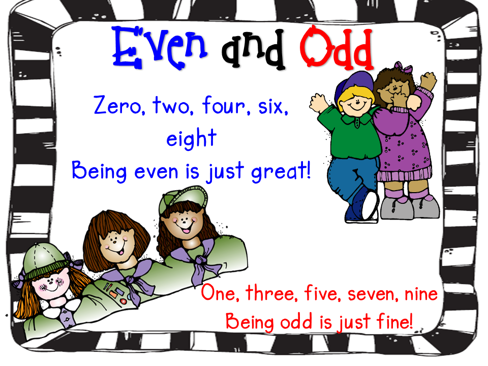 Odd And Even Numbers - Lessons - Tes Teach