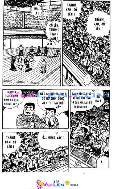 Siêu quậy Teppi chap 29 - Trang 126