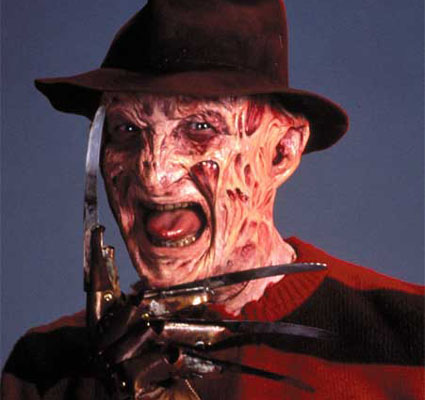 Freddy on Do Medo   Gritar    S   O In  Cio   Perfil Psicopata   Freddy Krueger