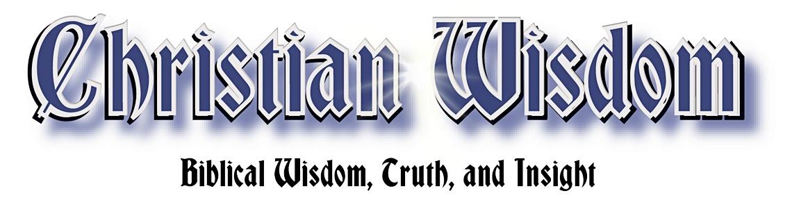 Christian Wisdom