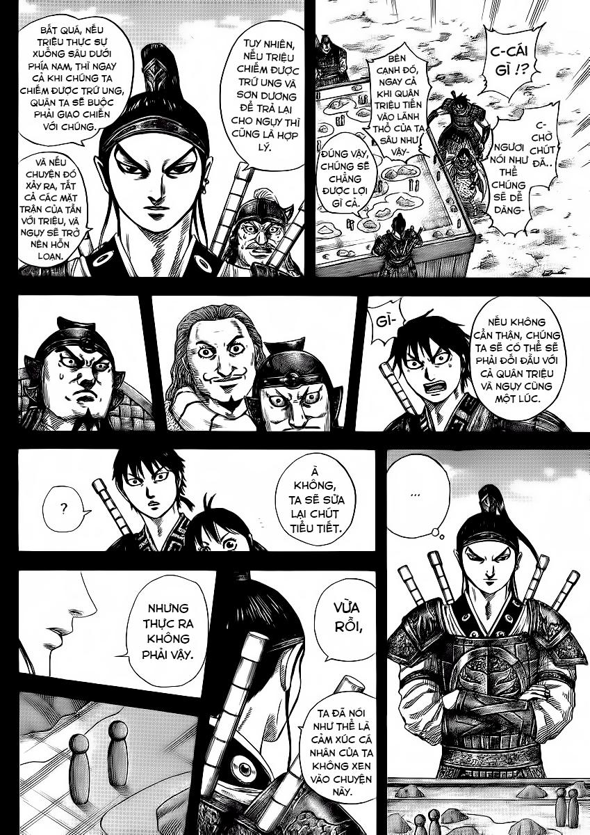 Kingdom - Vương Giả Thiên Hạ Chapter 380 page 14 - IZTruyenTranh.com