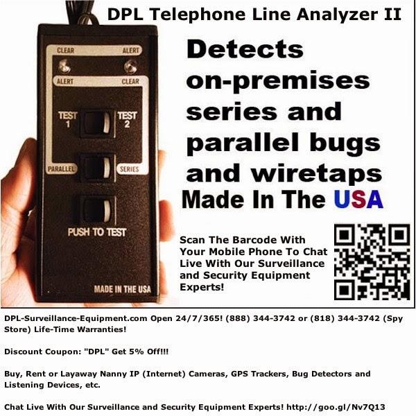DPL-Telephone-Line-Analyzer-II (Buy/Rent/Layaway)