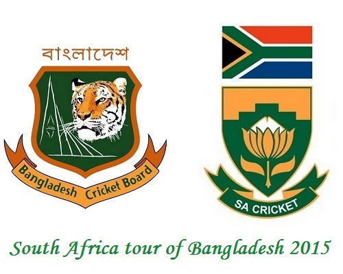 South Africa tour of Bangladesh 2015