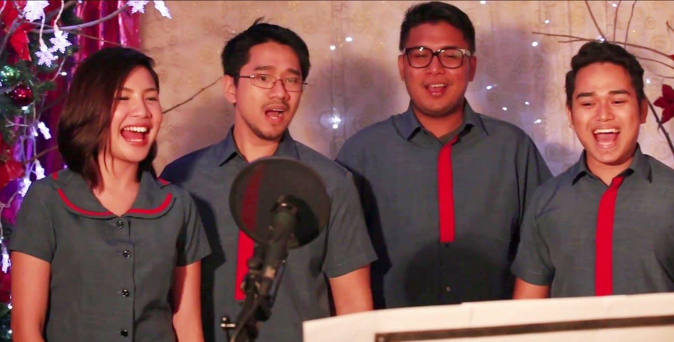 Ngayong Pasko Puso'y Aawit lyrics, Ngayong Pasko Puso'y Aawit Video, Diachroma, Latest OPM Songs, Music Video, OPM, OPM Hits, OPM Lyrics, OPM Rap, OPM Songs, OPM Video, Letran,Letran Christmas Video 2014