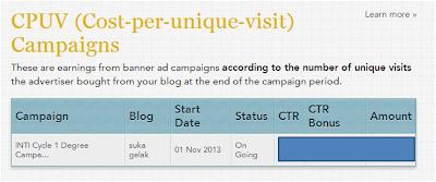BE Pertama Blog SukaGelak