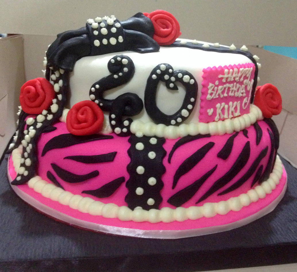 Amys Sweet Bite Birthday Cake 40th Birthday