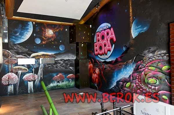Graffiti de planetas
