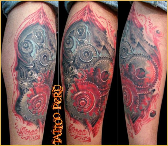 las mejores Fotos de Tatuajes, Diseños de Tatuajes y variedad de Tattoos. También encontrarás Catálogos de Tatuajes y Tribales 01_tattoo_Biomecanico