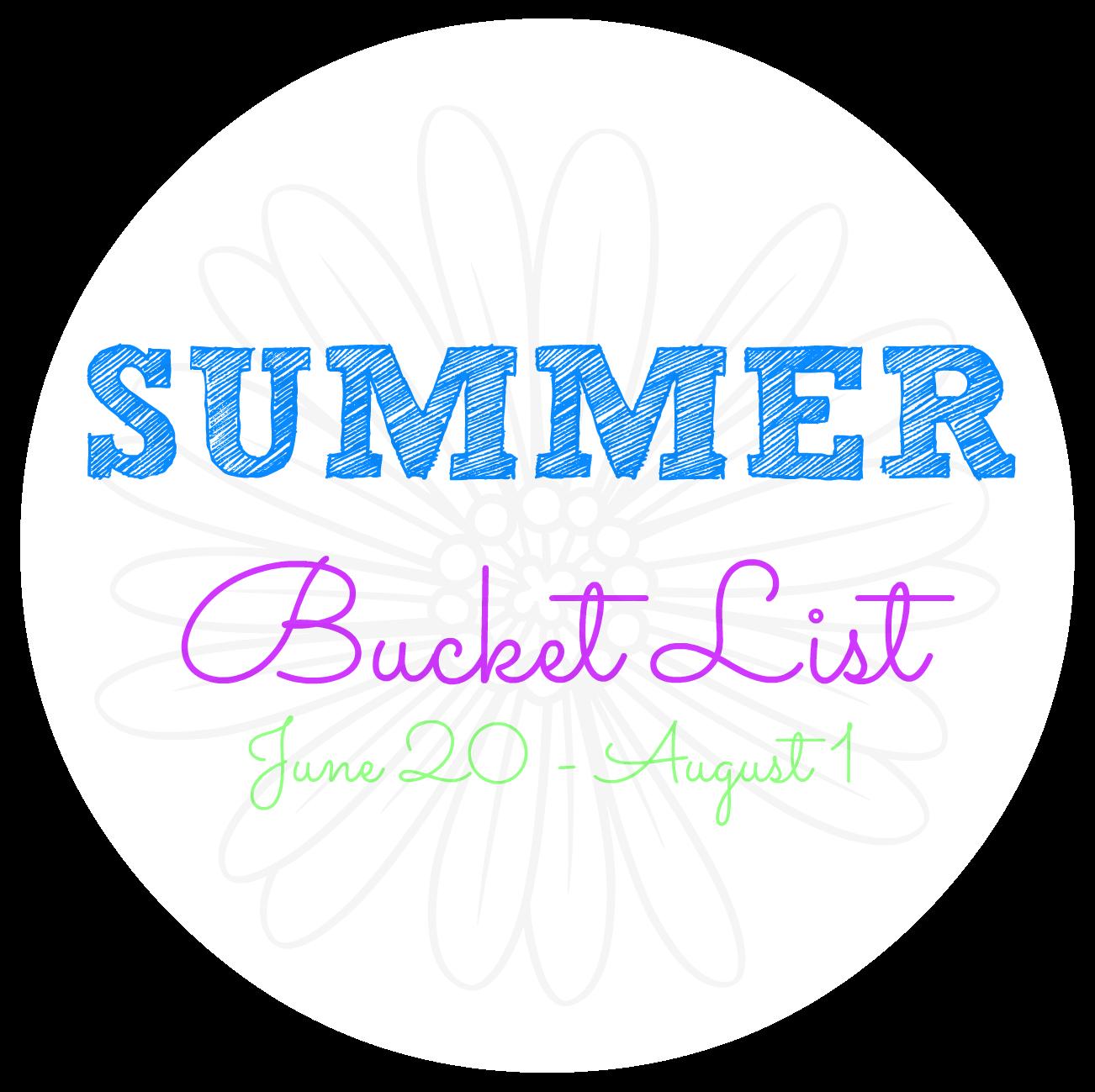 Summer Bucket List Link Up