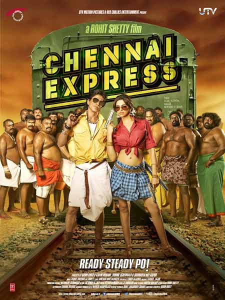  Chennai Express Movie