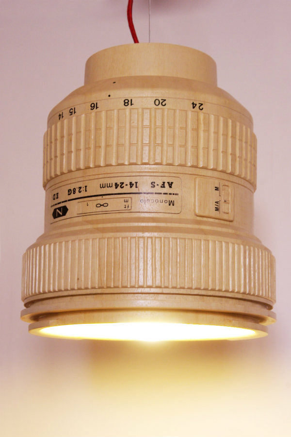 DRSL Camera Lens Paparazzi Lamp Seen On www.coolpicturegallery.us