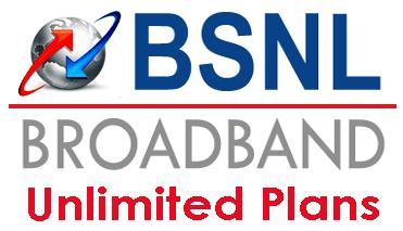 BSNL Broadband Internet Plans Latest Tariff List