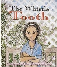 bookcover of The Whistle Tooth  by Alan Trussell-Cullen