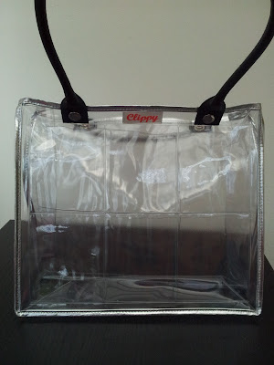 Clippy, bag, personalised bag