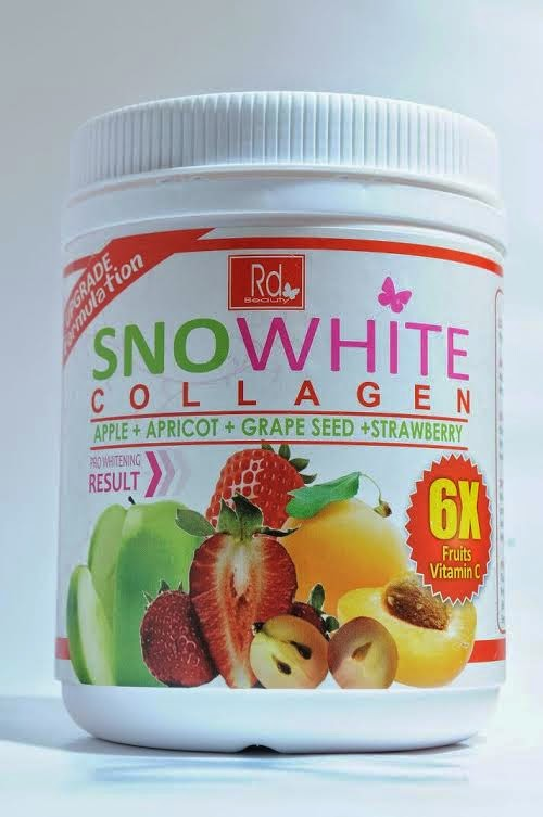 SNOWHITE COLLAGEN ( versi 2014)