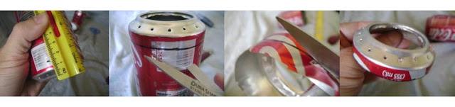 Tips Membuat Kompor Alternatif Dari Kaleng Minuman