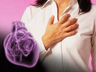 Perbedaan Serangan Jantung pada Wanita dan Pria