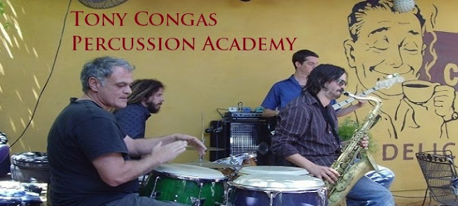 Tony Congas Percussion Academy