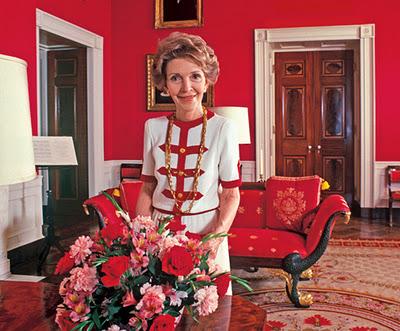 Nancy Reagans House