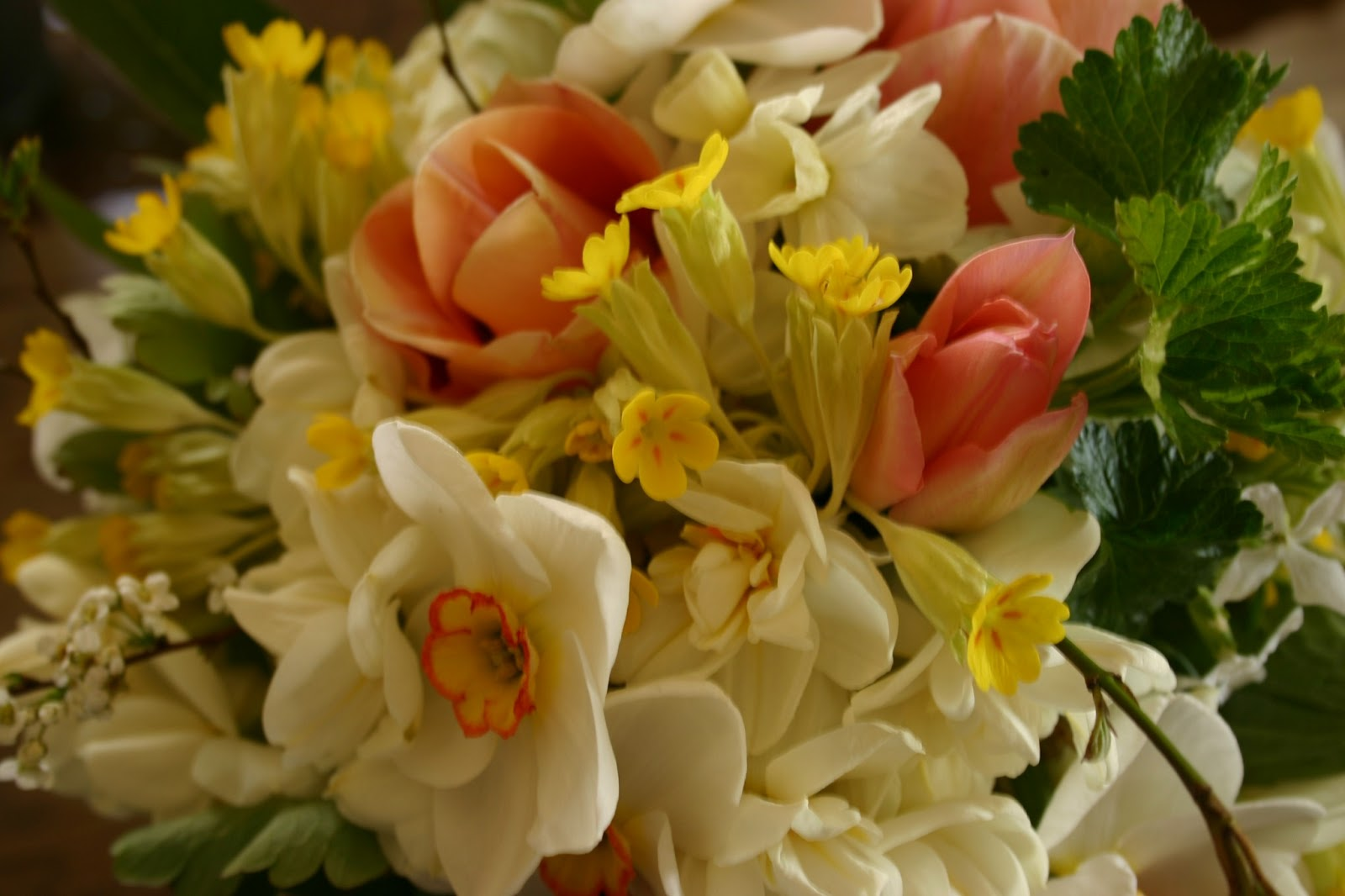 What we grow at common farm flowers common farm flowers the spring bouquet from common farm flowers dhlflorist Images