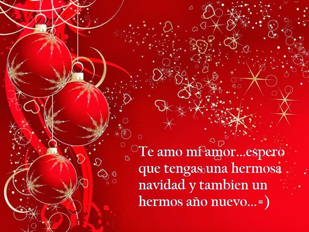 Feliz Navidad MI Amorcito