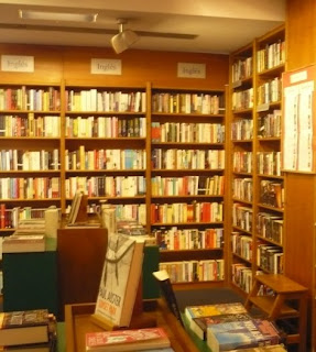vertice international bookstore