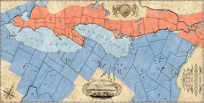 Plateau de 1812, L'invasion du Canada