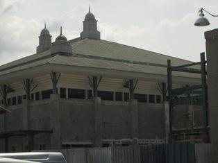 Bangunan Islamic Center kota Cilegon