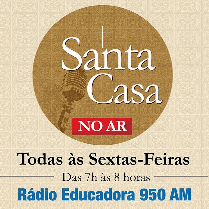 SANTA CASA NO AR