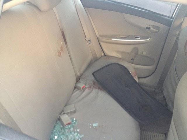 Hamid-Mir-Attack-Karachi-Car