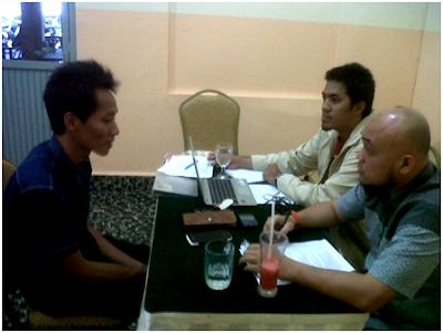 Muhammad Ihsan - Recruiting Program for Client