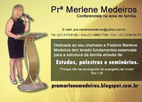 Pra. Marlene Medeiros