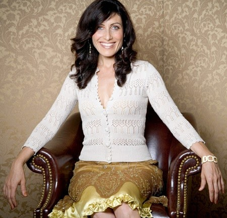 Was lisa edelstein nu think this