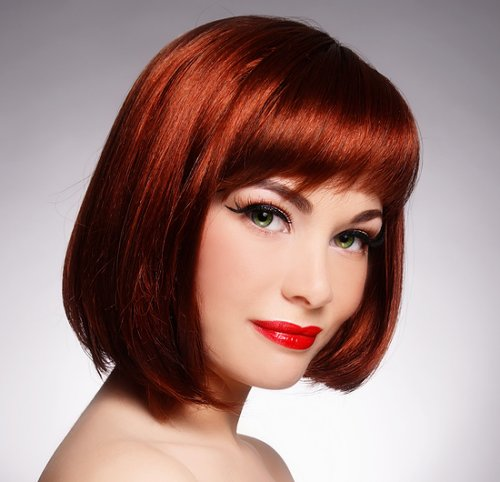 Fashion Trends Red Hair Styles For Short Hair Fashion